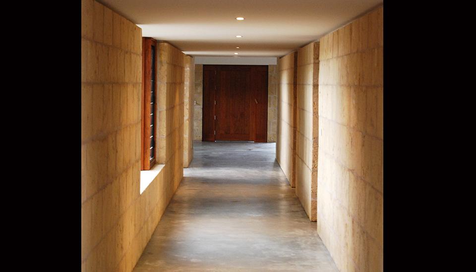 Hannan Build Cottonwoods corridor